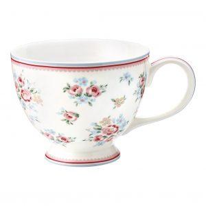 Teacup Nicoline White - Greengate