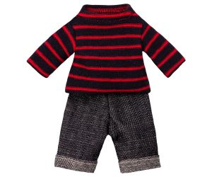 Dad Clothes For Mouse - Maileg