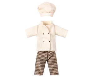 Chef Clothes For Mouse - Maileg
