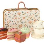 Cake Set In Suitcase - Maileg