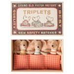 Baby Mice Triplets In Box- Maileg -
