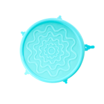 Silicone Lid Bleu - Rice