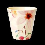 Gobelet Mélamine Selmas Flower Prin