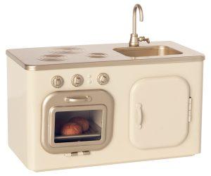 Miniature Kitchen White