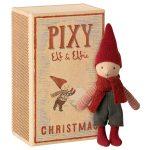 Pixie Elf In Box - pixie - Maileg