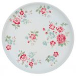 Bamboo Plate - Sonia Pale Blue - GreenGate