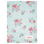 Tea towel - Sonia Pale Blue - Greengate