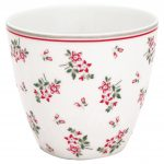 Latte Cup - Avery White - Greengate