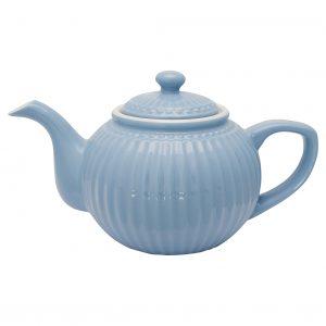 Teapot - Alice Nordic Sky Blue