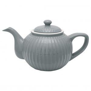 Teapot - Alice Nordic Stone Grey