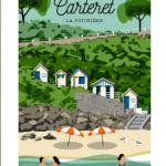 Affiche - Carteret - La Potinière - les petits yéyés