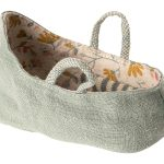 Carry cot MY - Dusty Green - Maileg