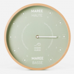Pendule - Horloge Des Marées Algae - Ocean Clock