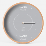 Pendule - Horloge Des Marées Moon - Ocean Clock