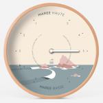 Pendule - Horloge Des Marées - Sunset - Ocean Clock