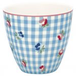 Latte Cup - Viola Pale Blue - Greengate
