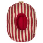 Rubber Boat For Mouse - Red Stripe - Maileg